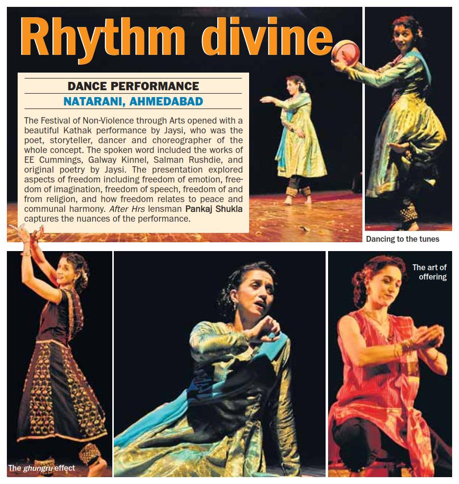 DNA Ahmedabad, January 2011