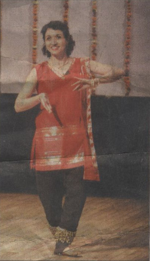 USA-based kathak dancer Jaysi